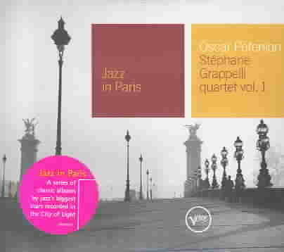 STEPHANE GRAPPELLI QUARTET VOL. 1 BY GRAPPELLI,STEPHANE (CD)